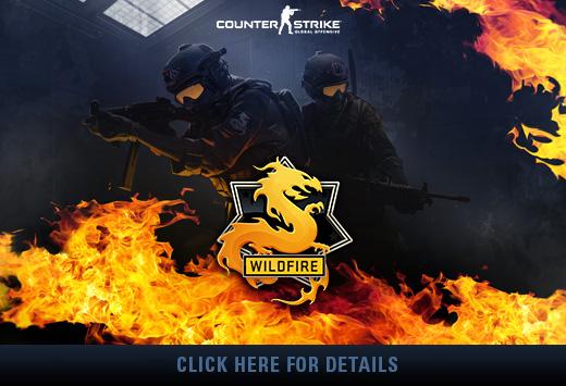 "CS:GO Операция ""Опустошителен огън"""