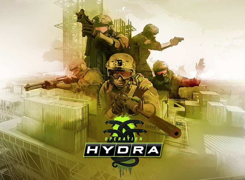 CS:GO - Operation Hydra