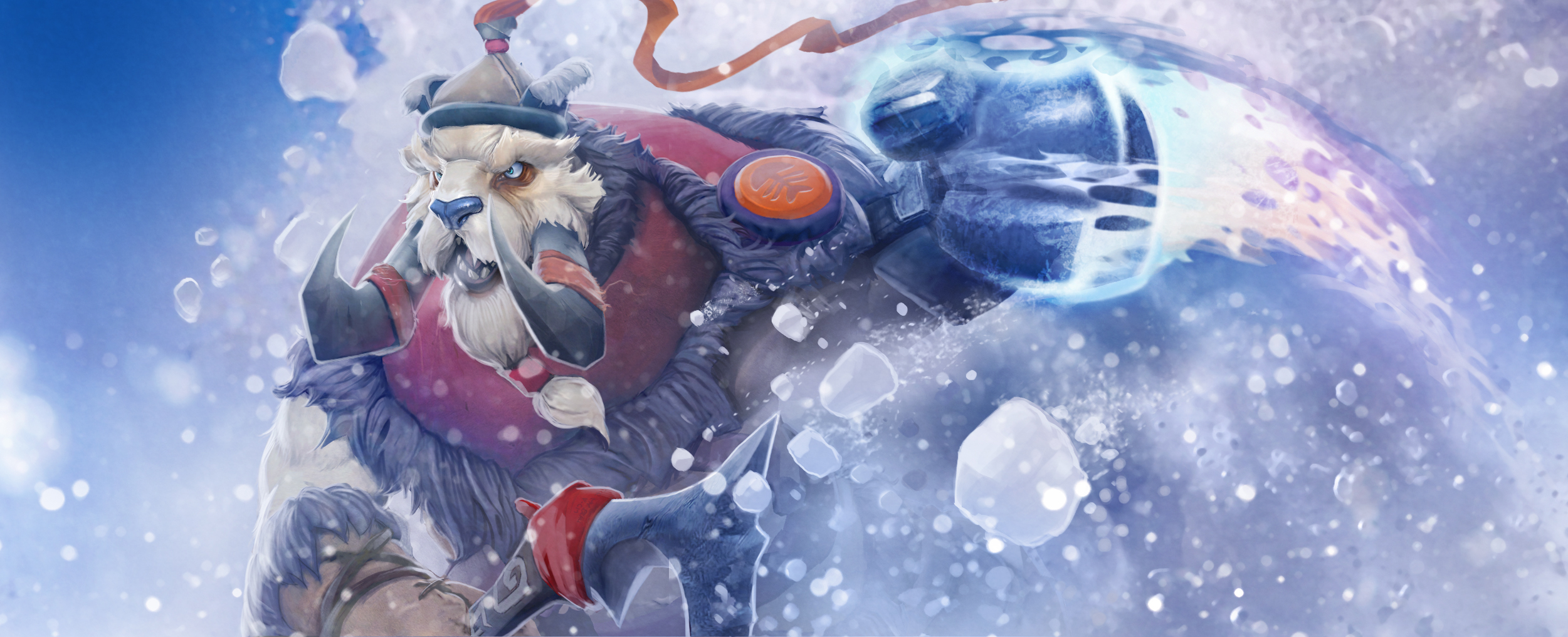 Highlighted Hero Discussion Of This Week Tusk Ymir 4 November 2014 DotA2