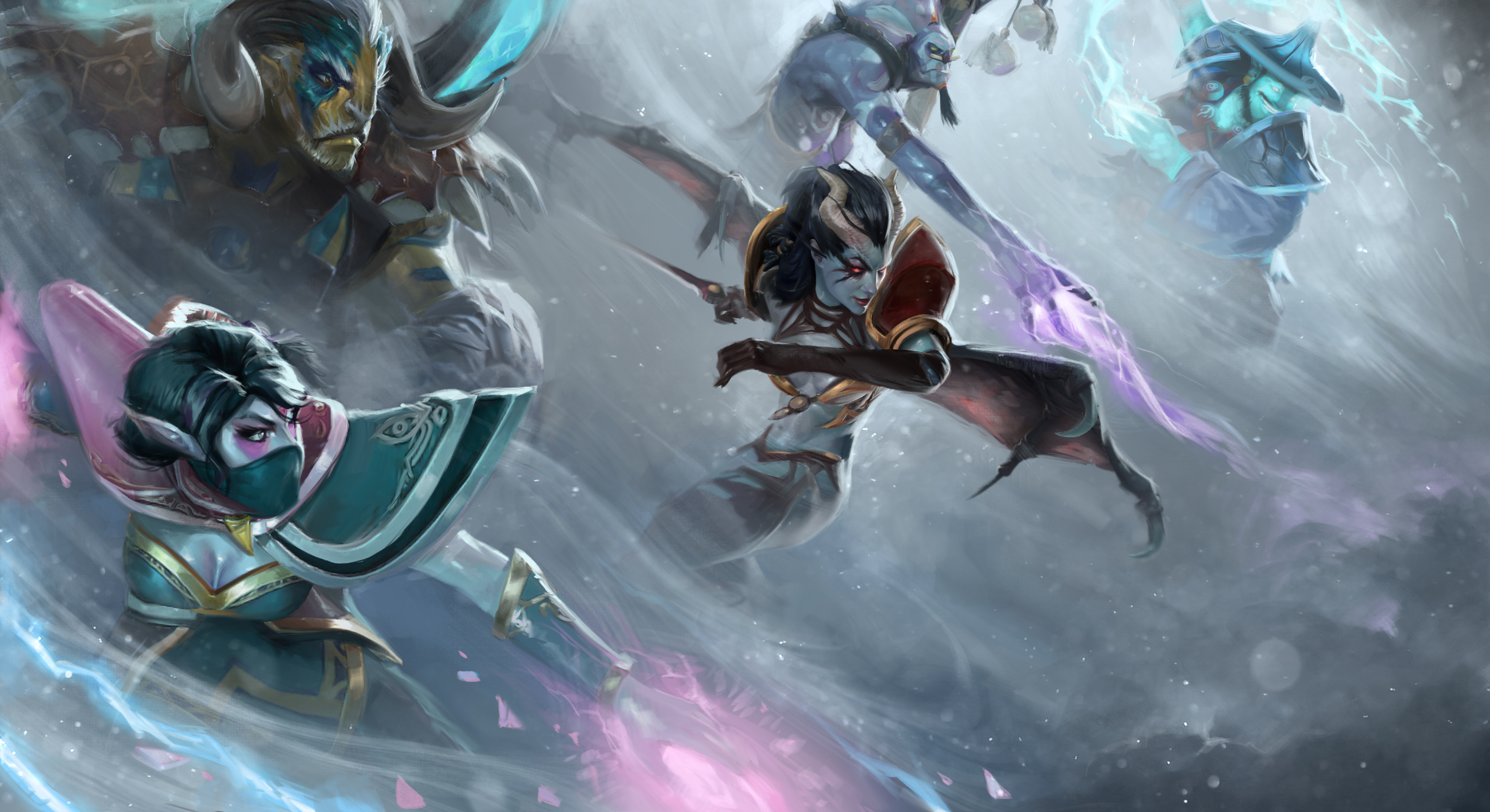 wraith night reinforcements dota 2