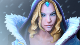 crystal maiden full