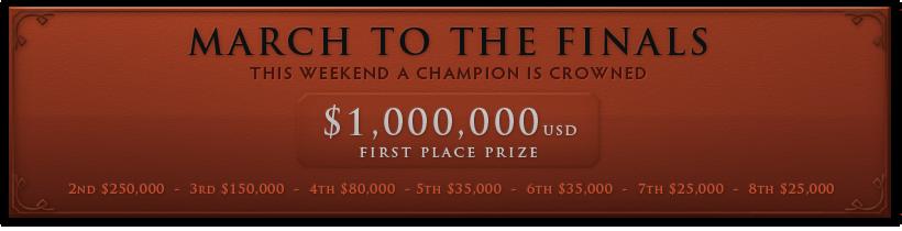 Final do campeonato The International Hoje! Weekend_banner