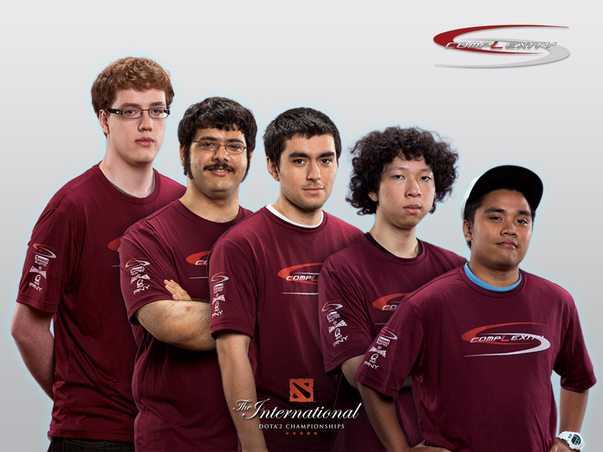 complexity gaming dota