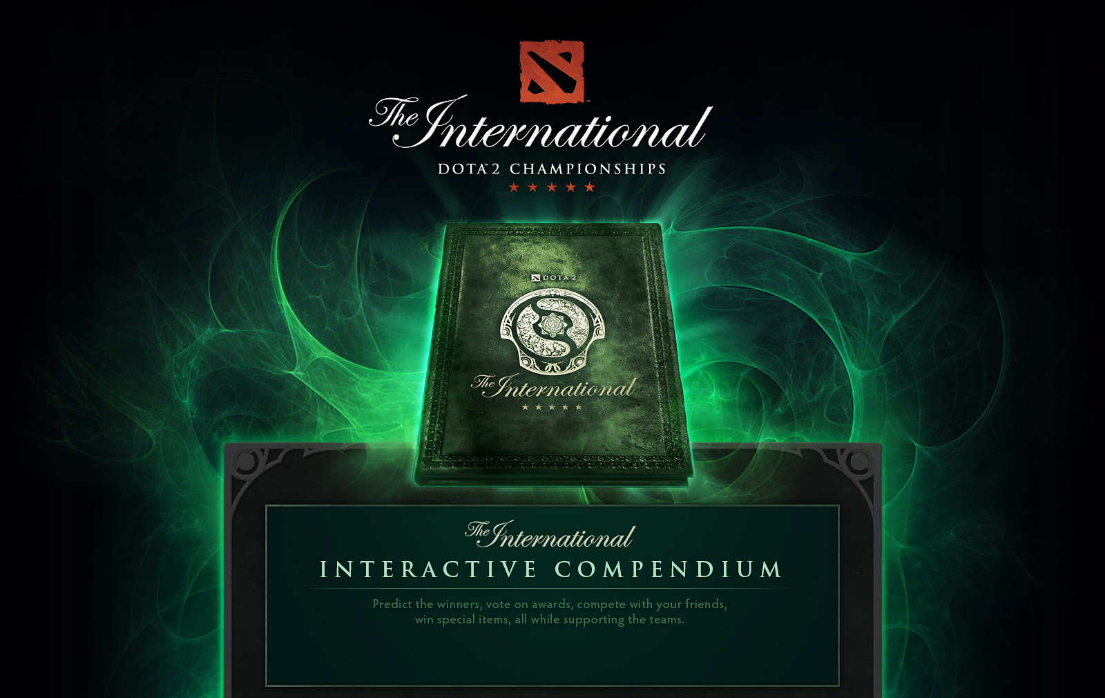 The Interactive Compendium