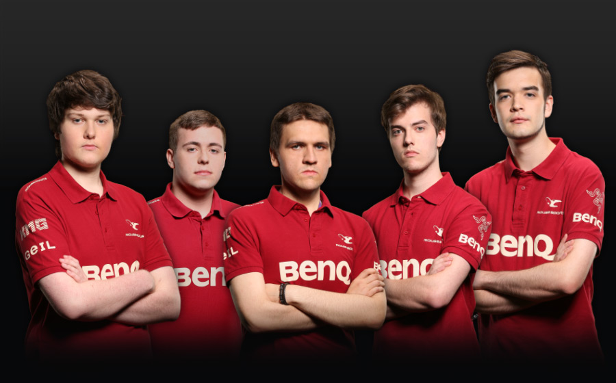 Best Team Photo So Far DotA2