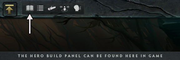 Create Builds Within Dota
