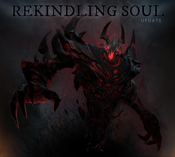 Dota 2 Rekindling Soul