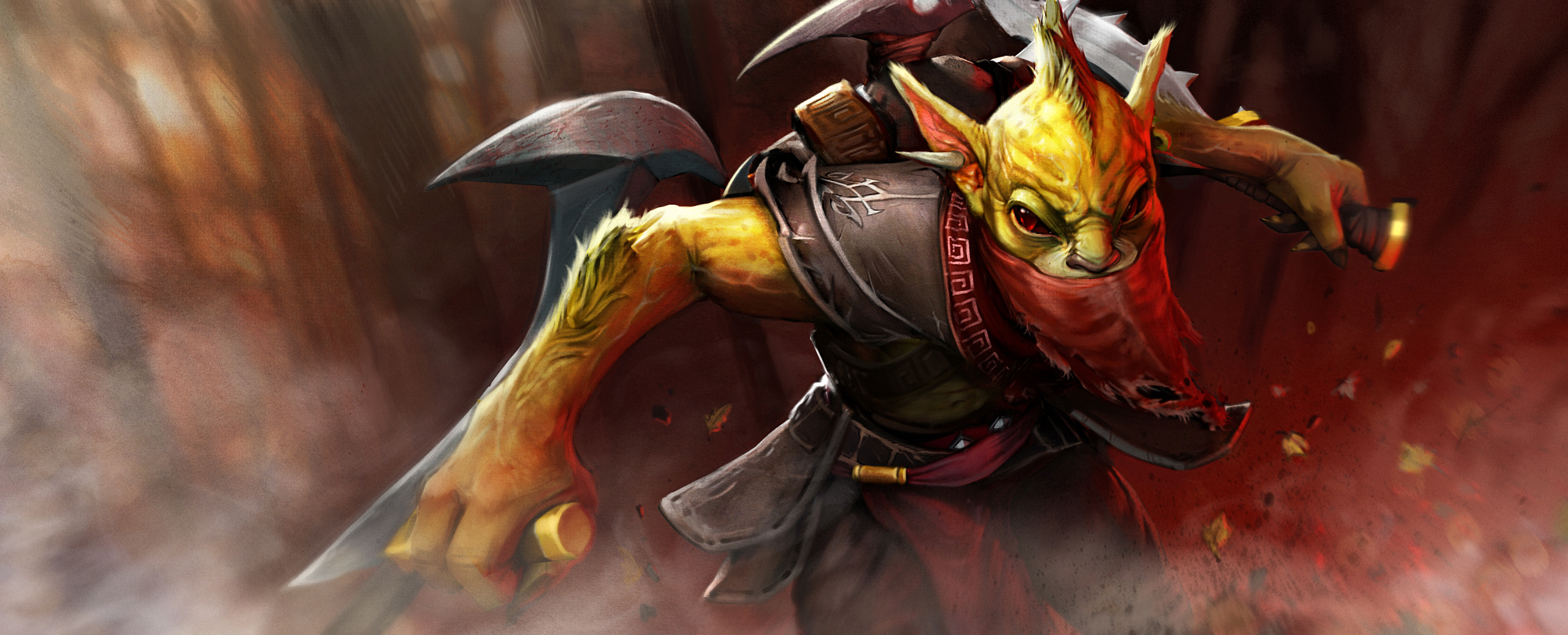 dota 2 bounty hunter