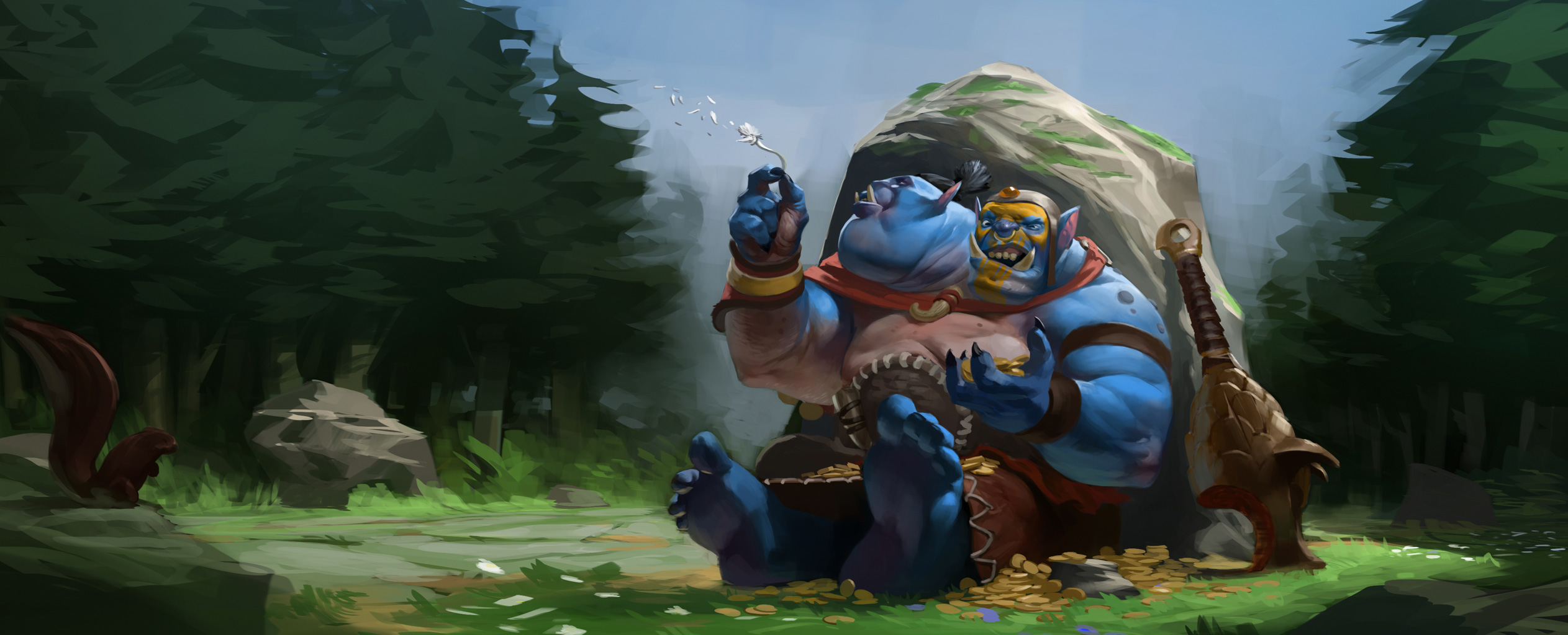 Hero Discussion Of This Day Ogre Magi 30 January 2014