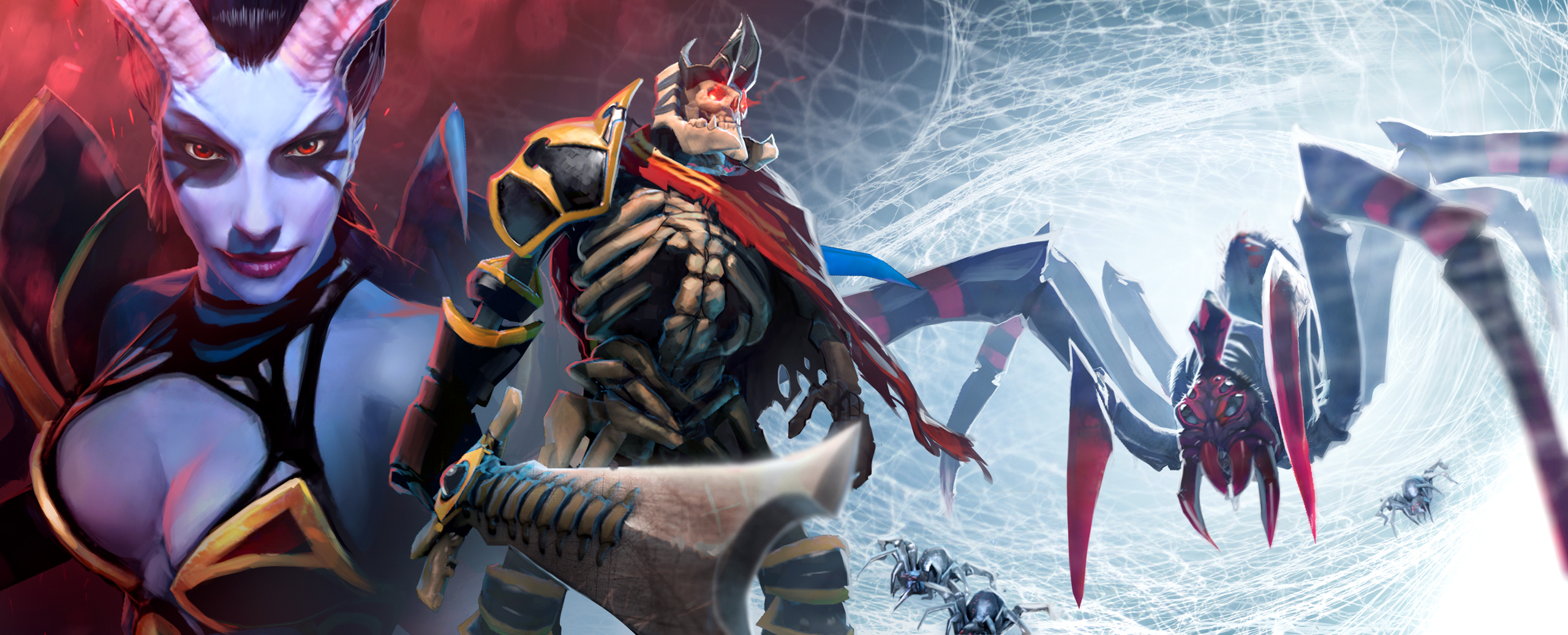 Hero Discussion Of This Day Broodmother 8 May 2014 DotA2