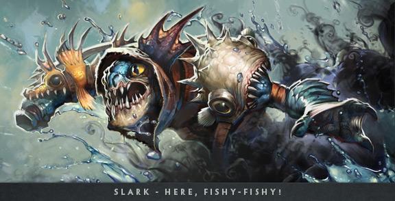 Peixinho, peixinho, cadê você?