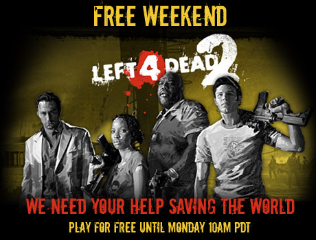 left for dead play online
