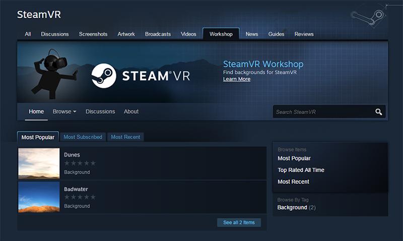 steamvr download link