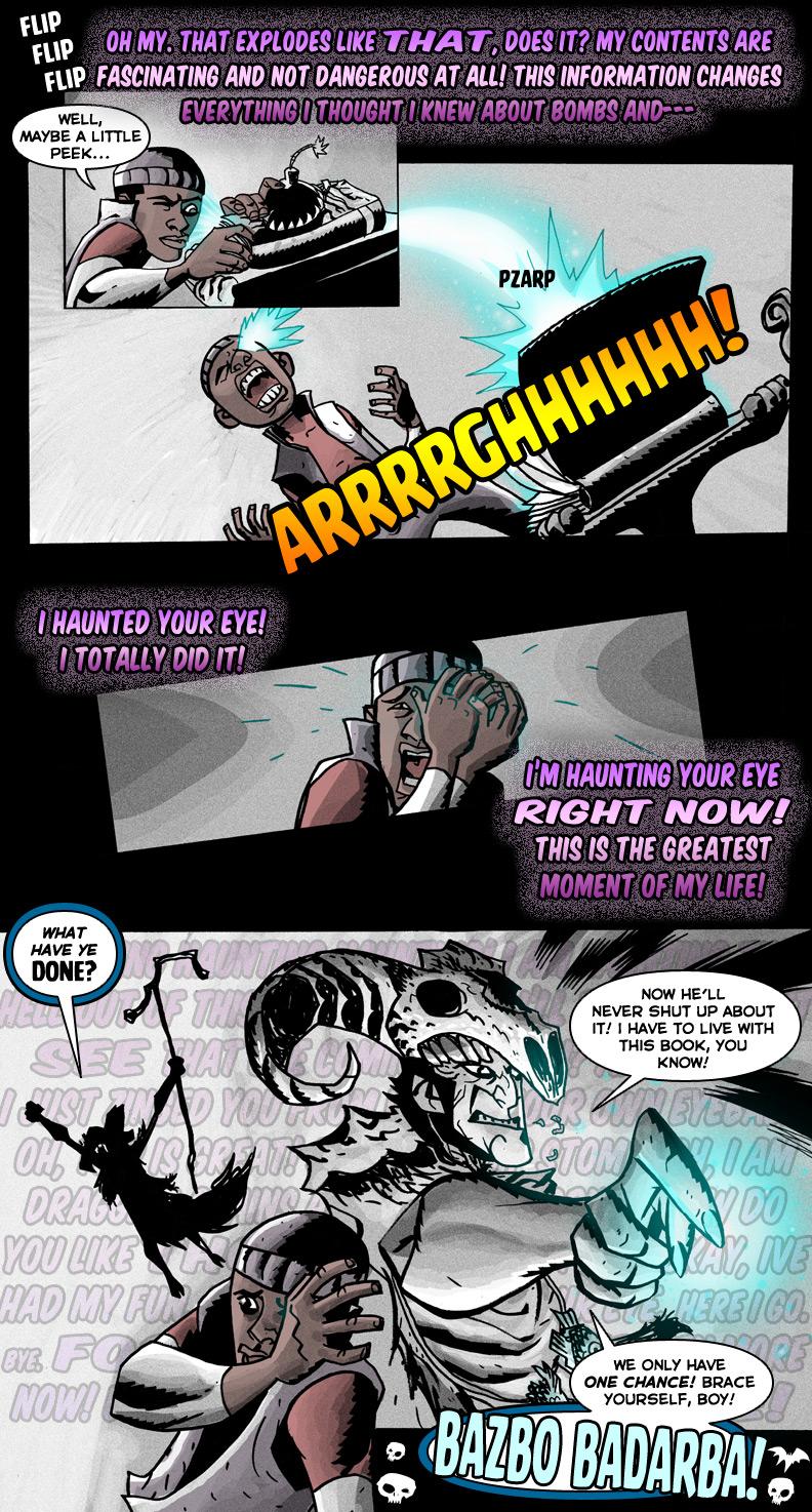 [Comic] Nuevo comic de Halloween
