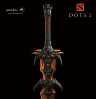 Dota 2 Demons Edge