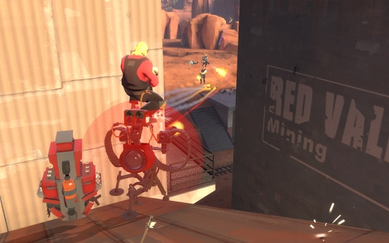 Valve TF2: Move Those Maps Up Update