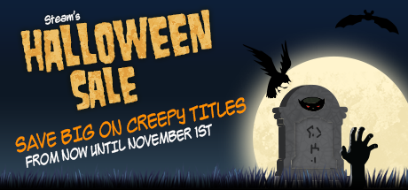 Halloween Sale 2013 - Steam