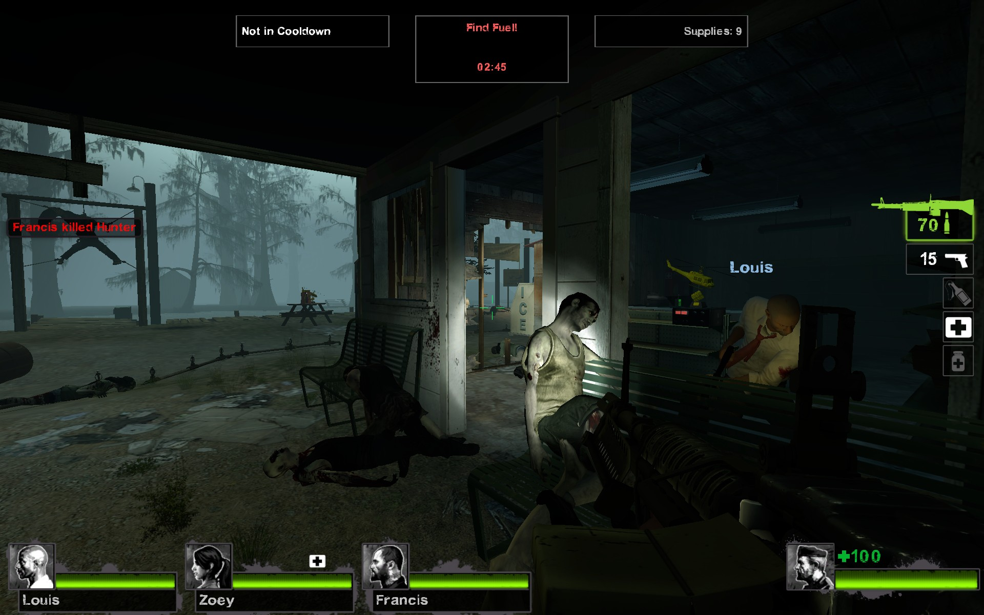 Left 4 Dead Blog L D Maps on
