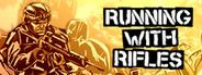 RUNNING WITH RIFLES logo