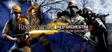 RISING STORM DIGITAL DELUXE EDITION[2013][ PC][Ingles][Accion][Multihost]