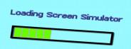 Loading Screen Simulator