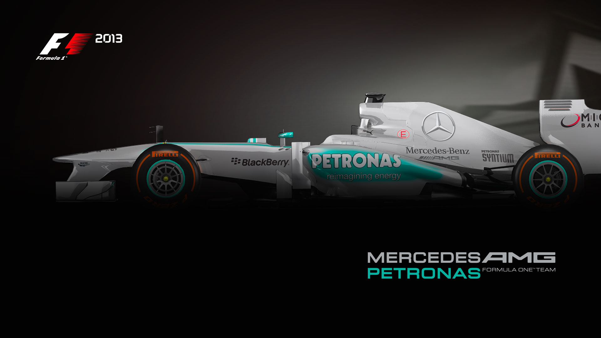 Mercedes AMG Petronas F Team