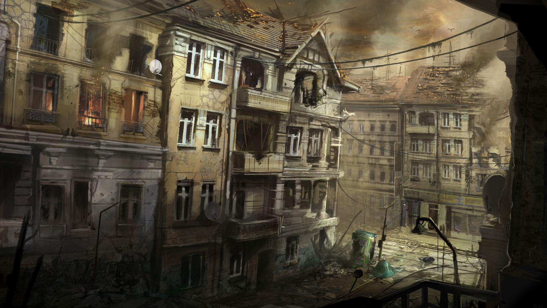 Afterfall InSanity - Underground City | Steam Trading Cards Wiki ...