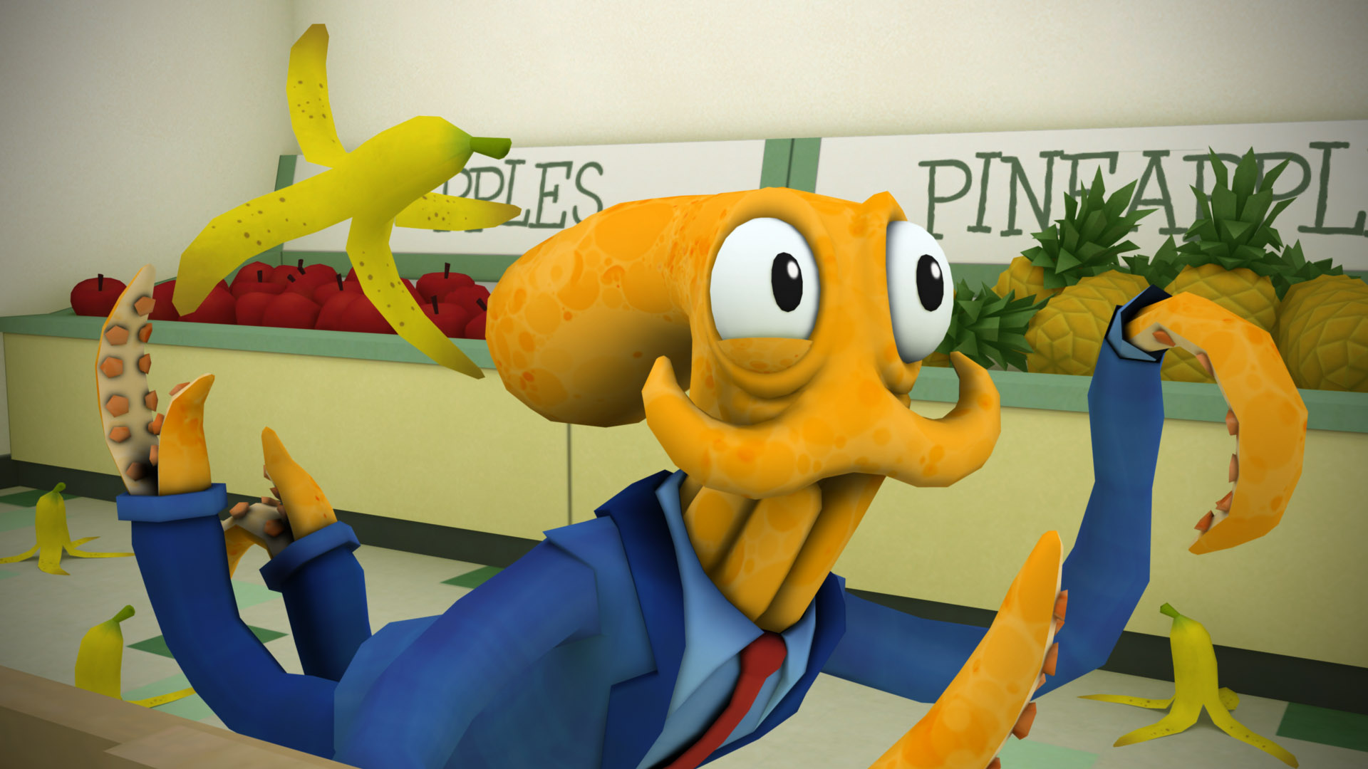 Octodad: Dadliest Catch v1.0.12 Immagini