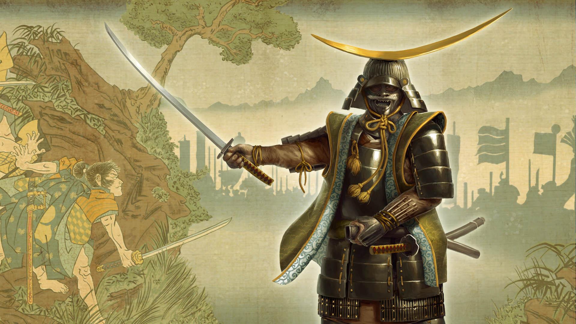 Shogun 2 Fall Of The Samurai Wallpaper Steam Card Exchange