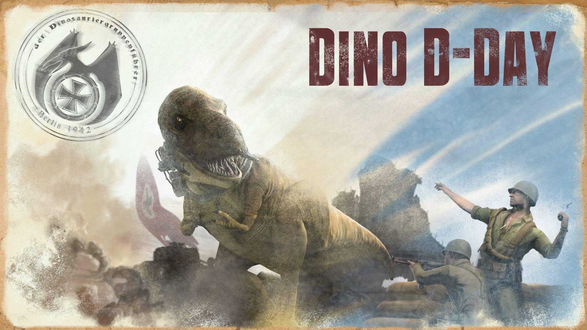 Resultado de imagen de Dino D-Day